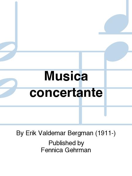 Musica concertante
