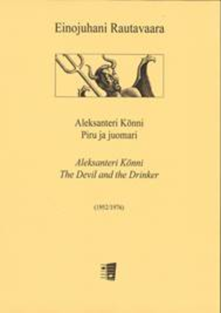Aleksanteri Konni - Piru ja juomari / The Devil and The Drunkard