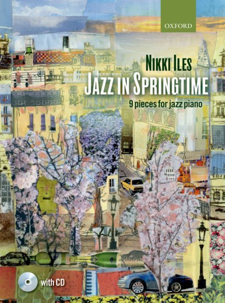Jazz in Springtime (book and CD)