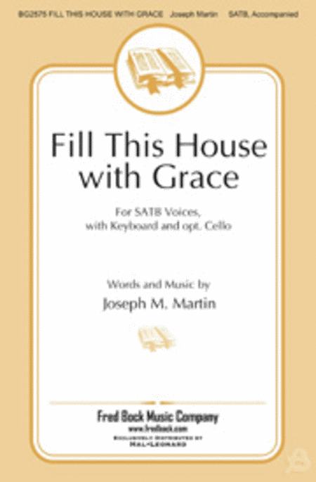 Fill This House with Grace