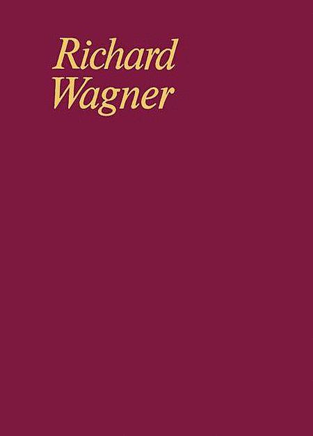 Bearbeitungen / Opernbearbeitungen II WWV 62B