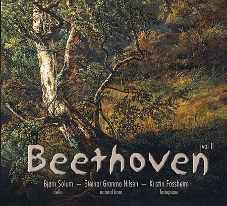 Volume 2: Beethoven Sonatas