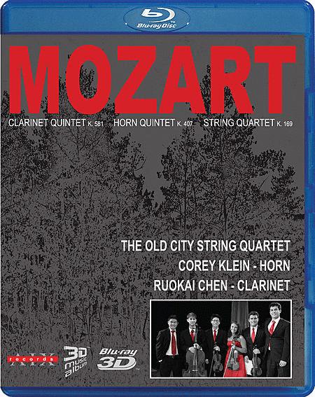 Clarinet Horn String Quartet