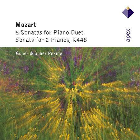 Sonata for 2 Pianos K448