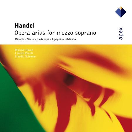 Opera Arias Mezzo Soprano
