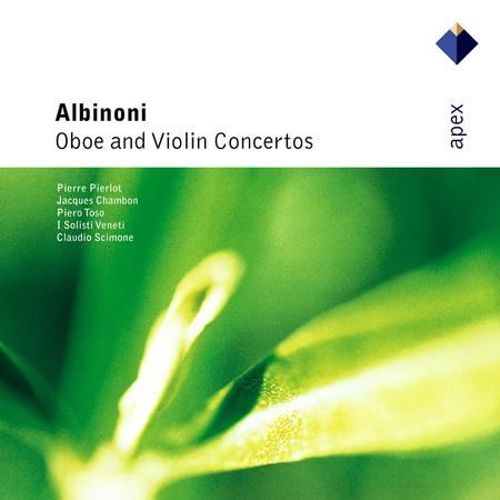 Oboe and Violin Concertos
