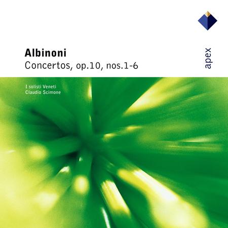 Concertos Op. 10 Nos. 1-6