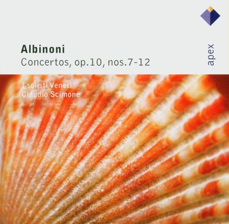 Concertos Op. 10 Nos. 7-12