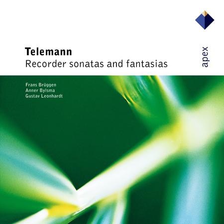 Recorder Sonatas & Fantasies