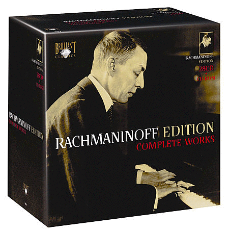 Rachmaninoff Edition: Complete