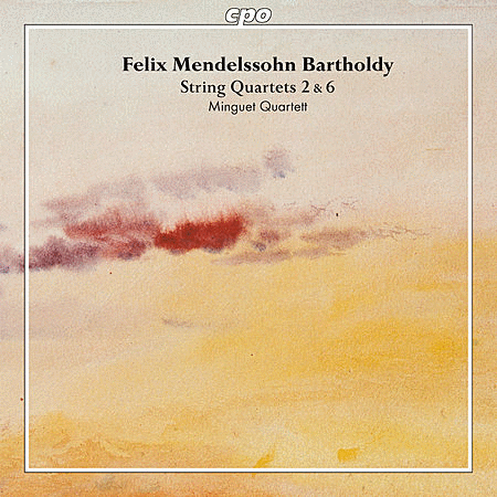 Volume 1: String Quartets Nos. 2 &