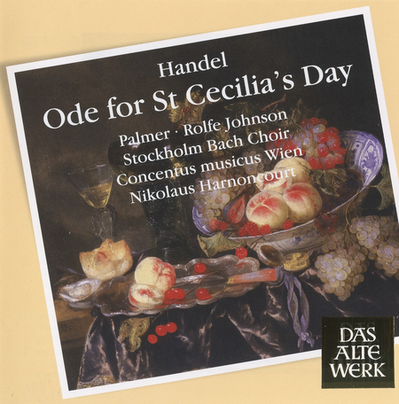 Ode St Cecilias Day