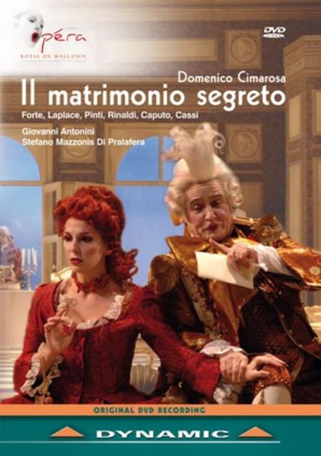 Matrimonio In Segreto : Il matrimonio segreto sheet music by antonini mazzonis di