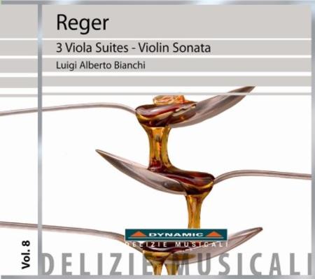 3 Viola Suites; Violin Sonatas