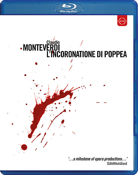 Coronation of Poppea (Blu-Ray)
