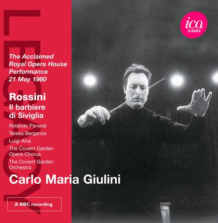 Carlo Maria Giulini: Ica Class