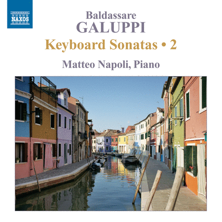 Volume 2: Keyboard Sonatas