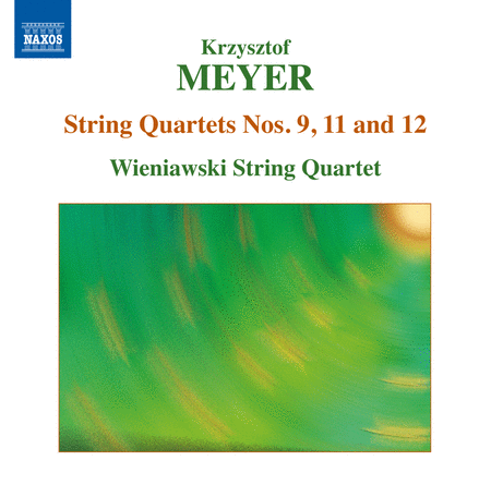 Volume 2: String Quartets Nos. 9