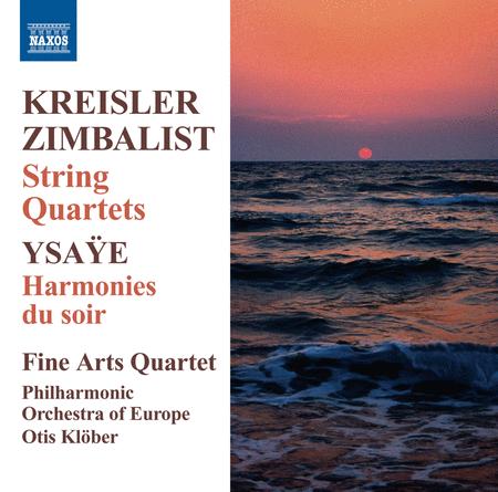String Quartets; Harmonies Du