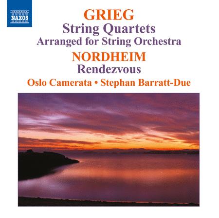 String Quartets Arr String Orc