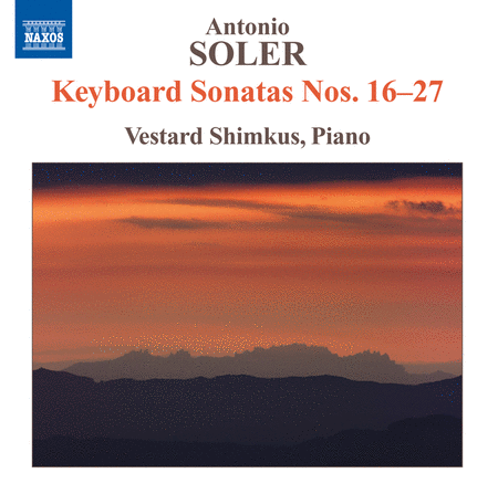 Keyboard Sonatas Nos. 16-27