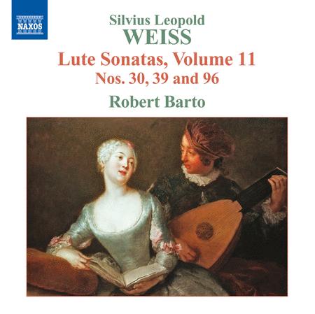 Volume 11: Lute Sonatas 30 39 96