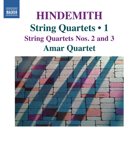 Volume 1: String Quartets Nos. 2 &