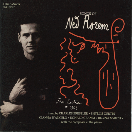 Songs of Ned Rorem