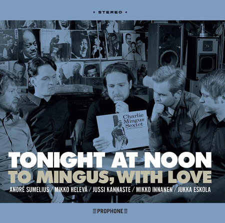 To Mingus With Love