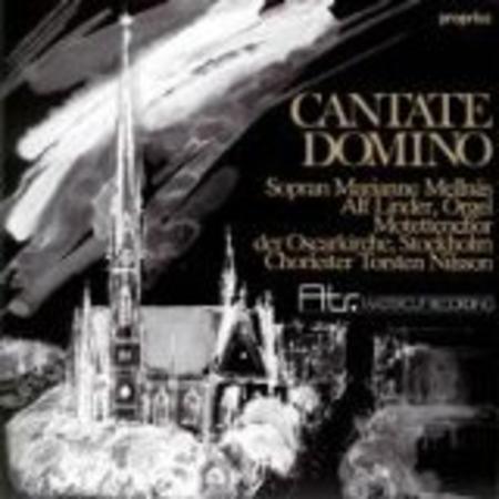 Cantate Domino (Vinyl)
