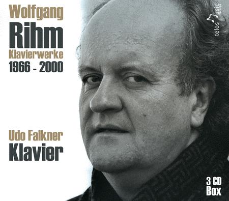 Rihm Piano Works: 1966 - 2000