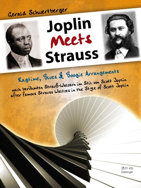 Joplin Meets Strauss