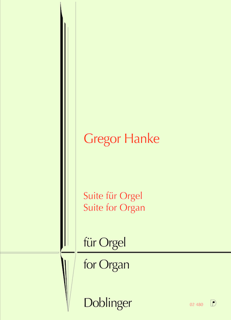 Suite fur Orgel