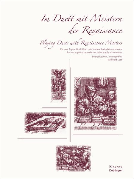 Im Duett mit Meistern der Renaissance