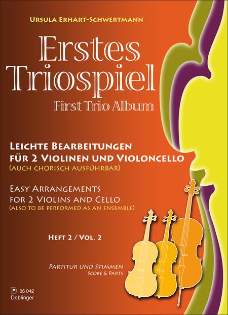Erstes Triospiel Heft 2