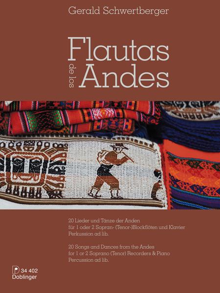 Flautas de los Andes