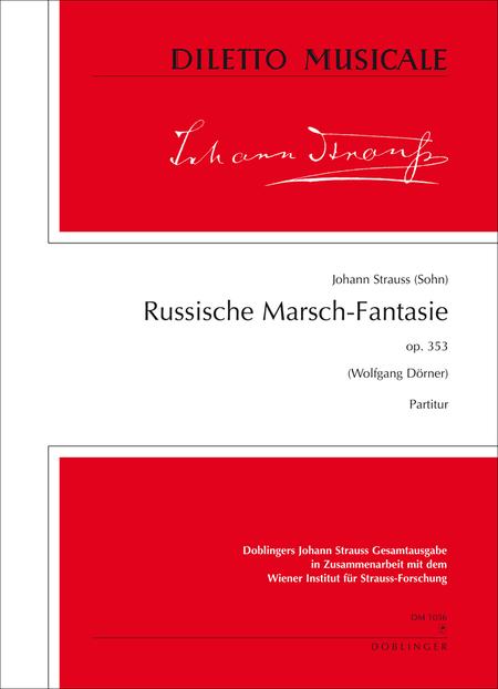 Russische Marsch-Fantasie op. 353