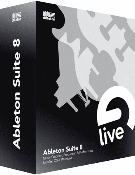 Ableton Suite 8 - Professional Edition