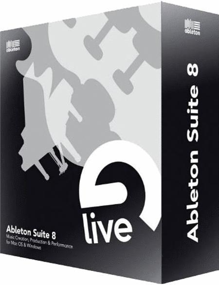 Ableton Suite 8 - Educational Edition