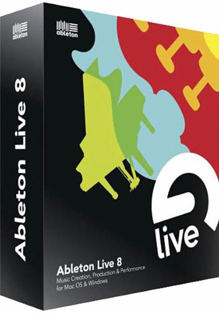 Ableton Live 8 - Professional Edition