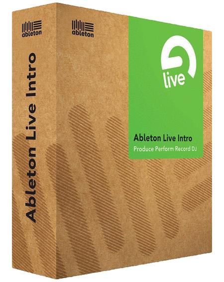 Ableton Live Intro - Professional Edition
