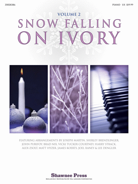 Snow Falling on Ivory - Volume 2
