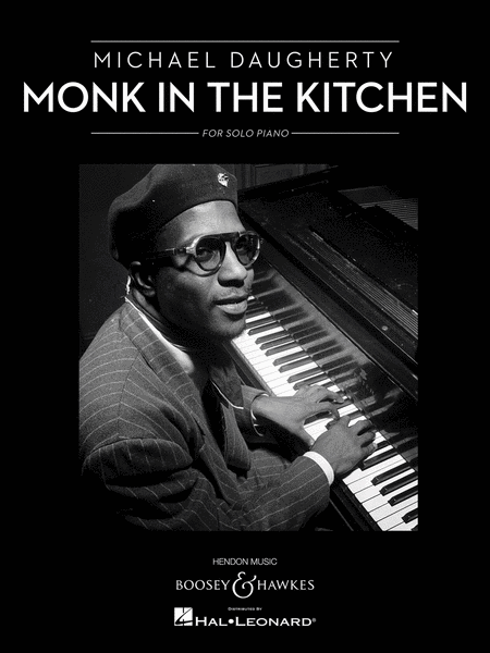 Monk in the Kitchen