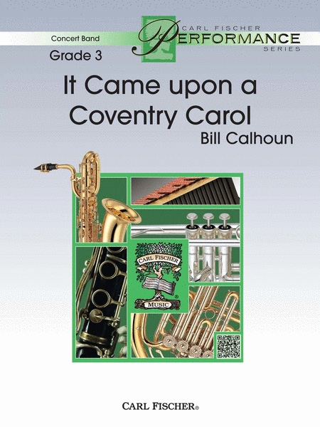 It Came Upon A Coventry Carol (full set)
