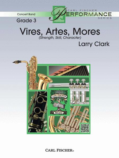 Vires, Artes, Mores (full set)