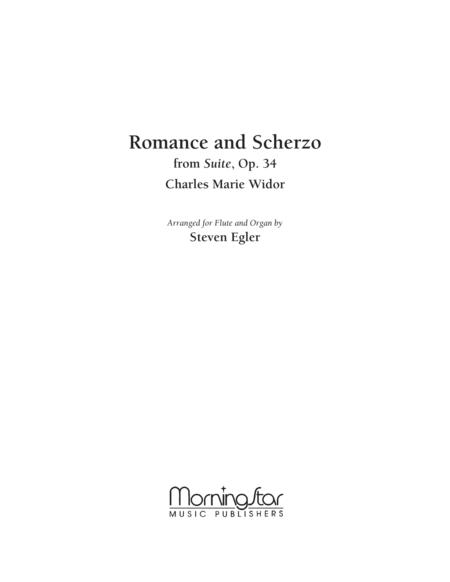Romance and Scherzo: from Suite, Op. 34