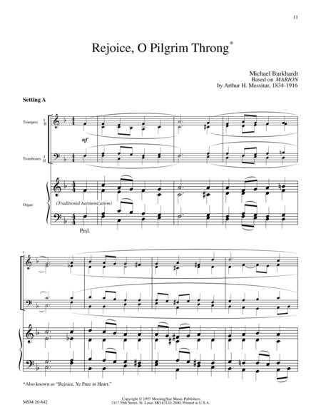 Rejoice, O Pilgrim Throng!
