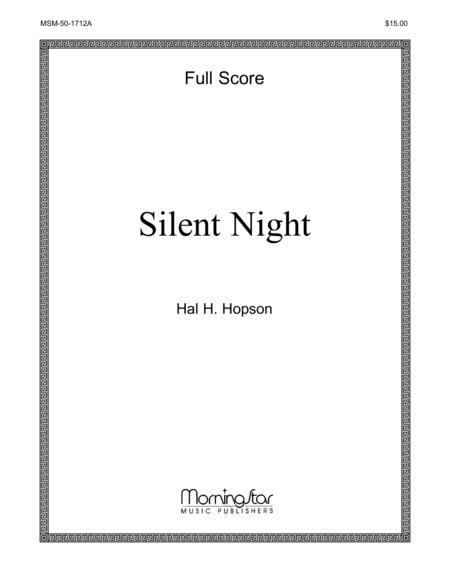 Silent Night (Full Score)