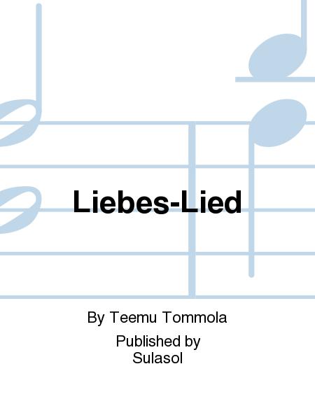 Liebes-Lied