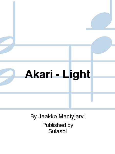 Akari - Light
